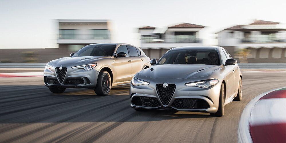 New Limited-Edition ALfa Romeo Quadrifoglio NRING Silver Exterior